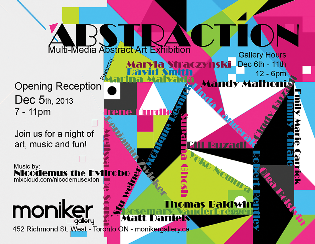 Abstraction Invite